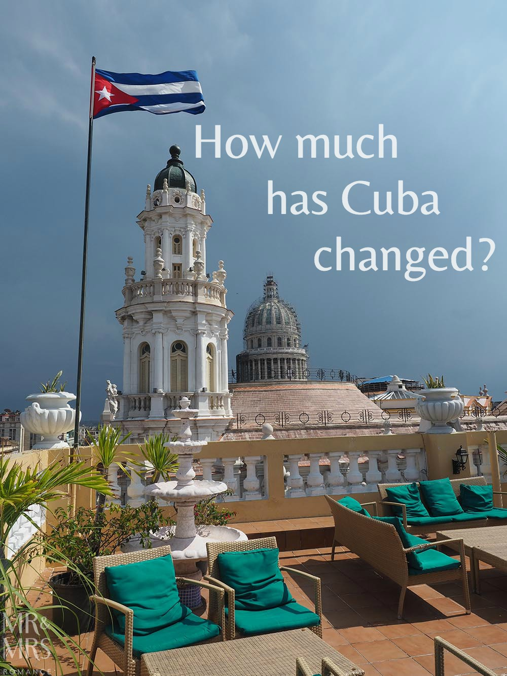 Havana Cuba - how much has Cuba changed?