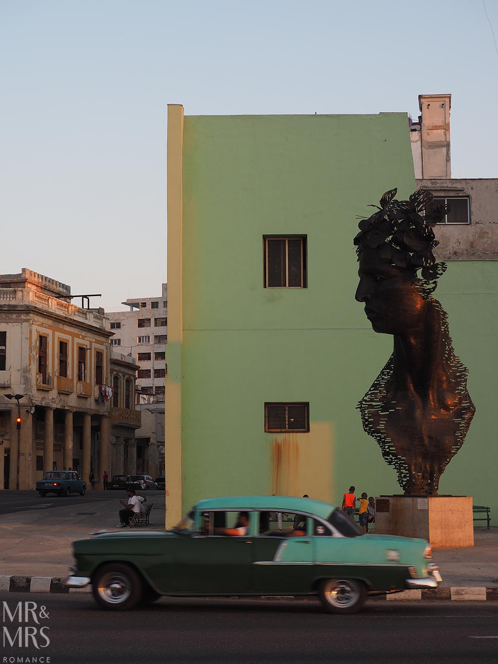 Havana Cuba - how much has Cuba changed? Street art