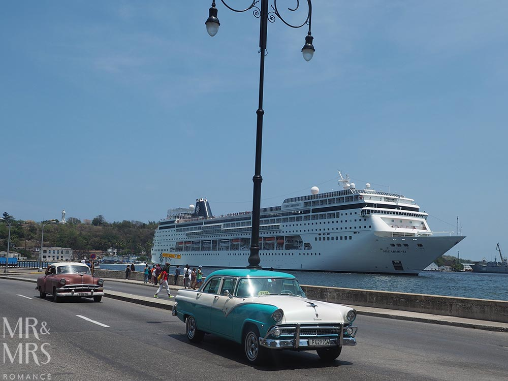 Havana Cuba - how much has Cuba changed? Cruises