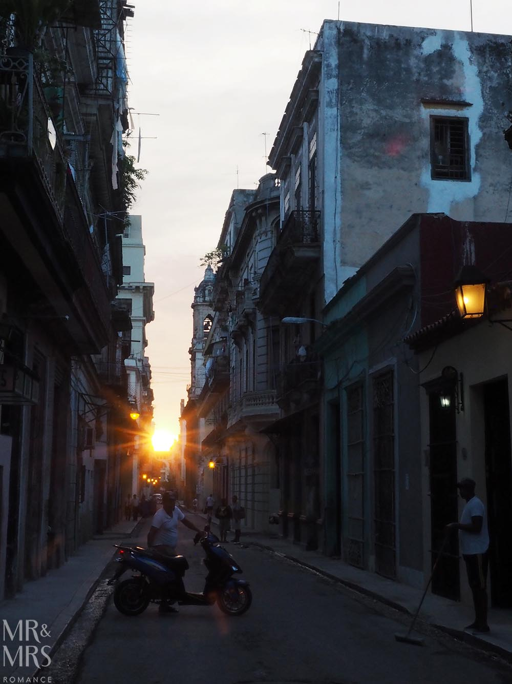 Havana Cuba - how much has Cuba changed? Sunrise