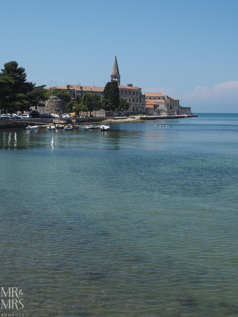 Where to go in Croatia - Porec, Istria