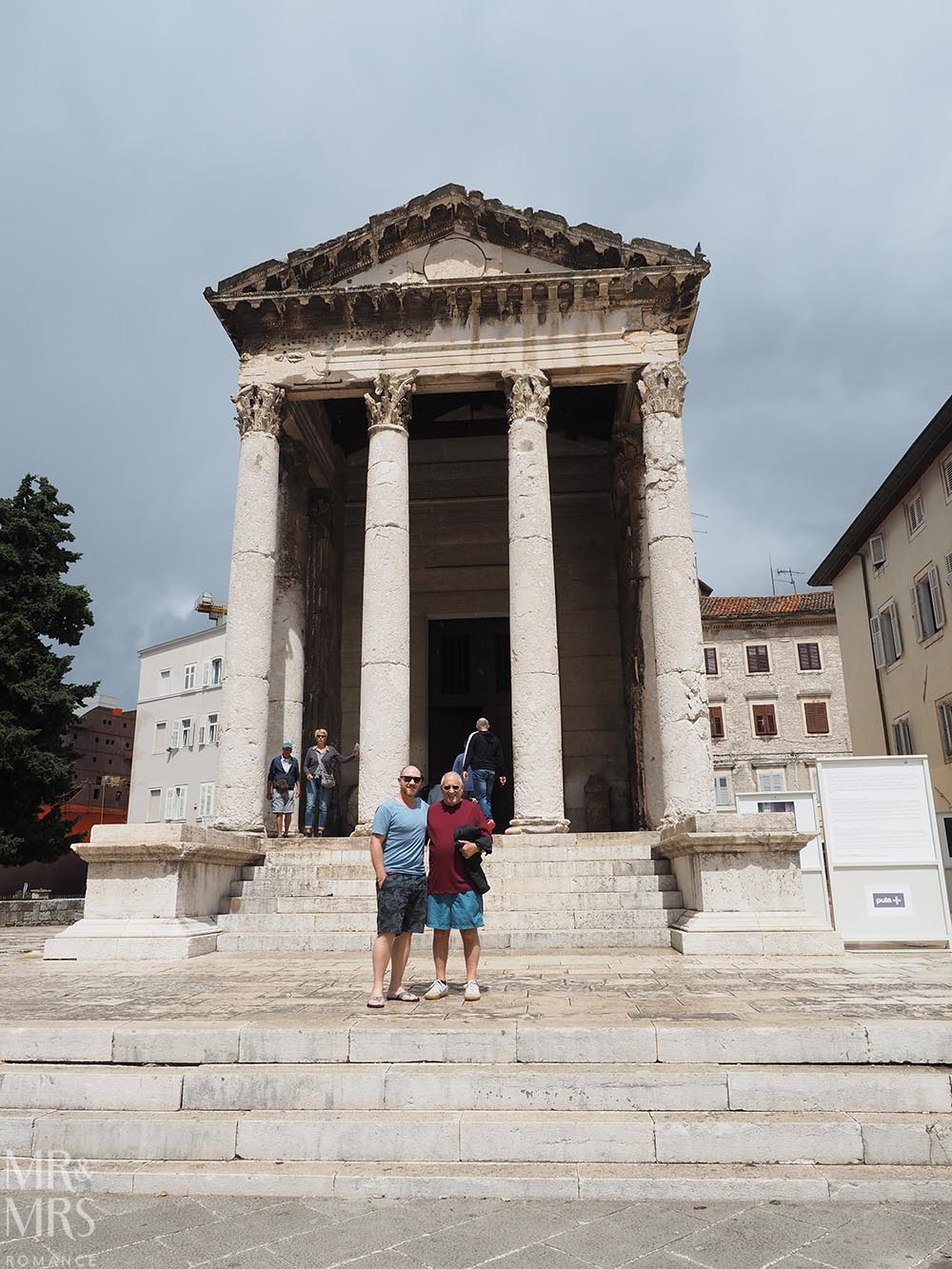 Where to go in Croatia - Pula, Istria