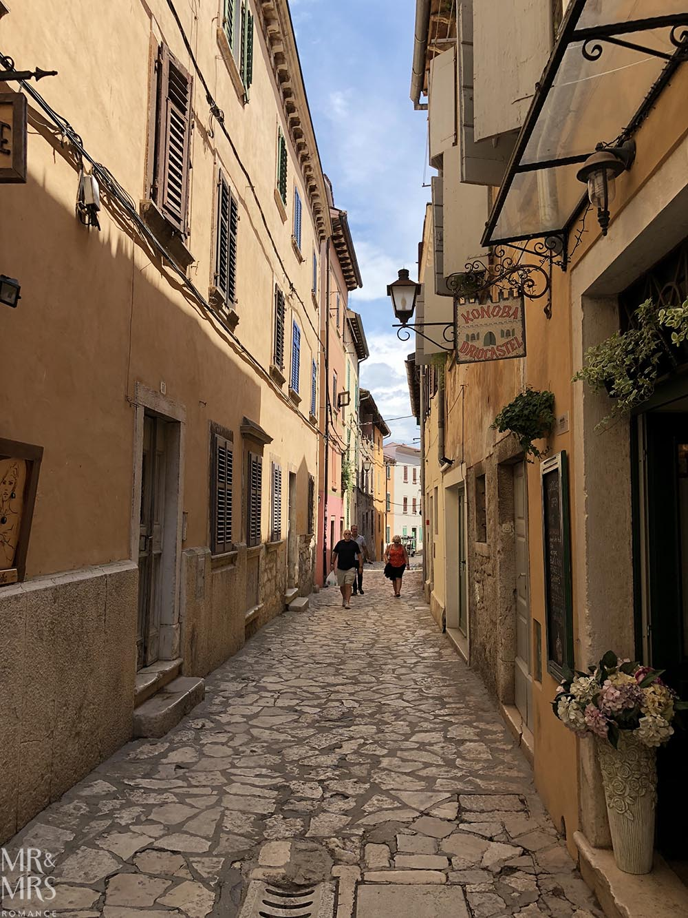 Where to go in Croatia - Rovinj, Istria