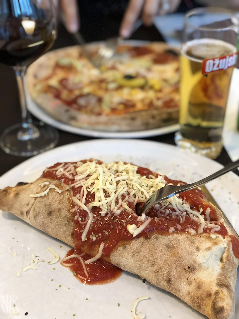Where to go in Croatia - Pizzeria Ulika, Zminj