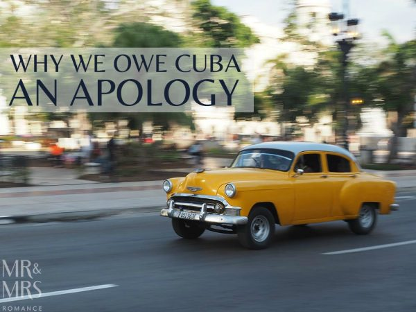 Cuban food - why we owe Cuba an apology