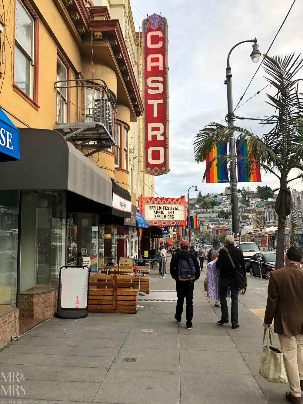 Where to drink in San Francisco - Castro District - MMR