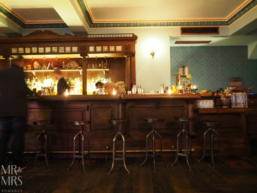 Where to drink in San Francisco - The Devil's Acre - MMR
