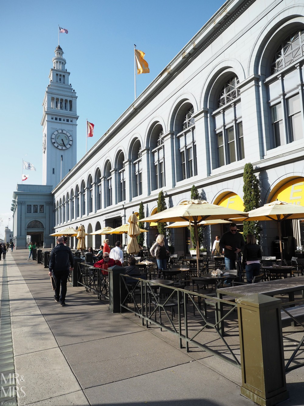 Where to drink in San Francisco - Marketbar - MMR