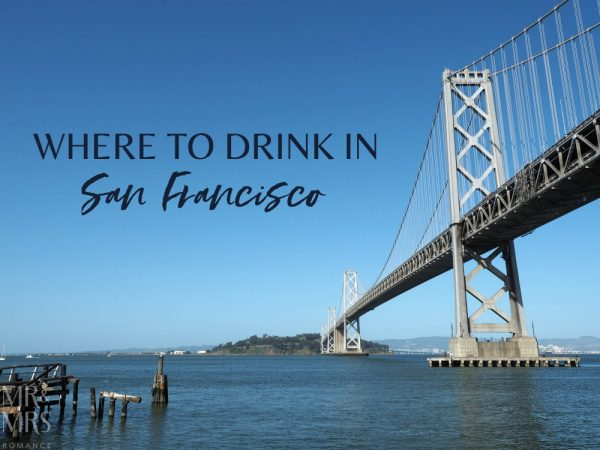 Where to drink in San Francisco - MMR