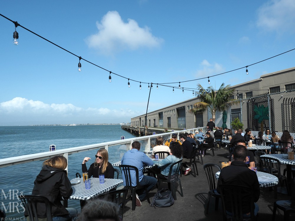 Where to drink in San Francisco - waterfront - MMR
