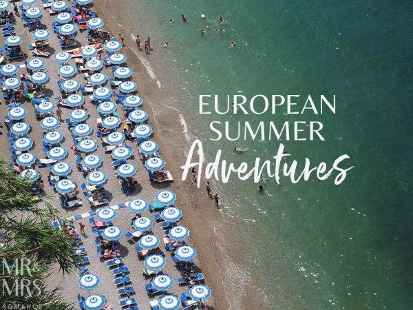 European Summer - Amalfi Coast Italy