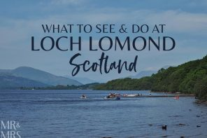 What to see and do at Loch Lomond, Scotland