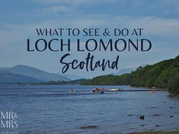 What to do on Loch Lomond