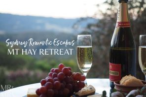 How to escape Sydney for some winter romance – Mt Hay Retreat