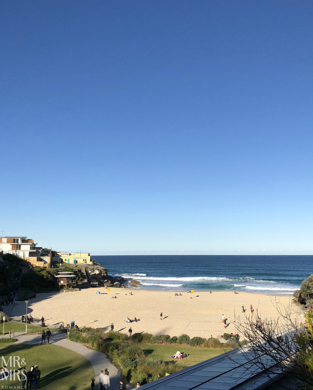 How to come home after a long journey - Mr & Mrs Romance - Tamarama