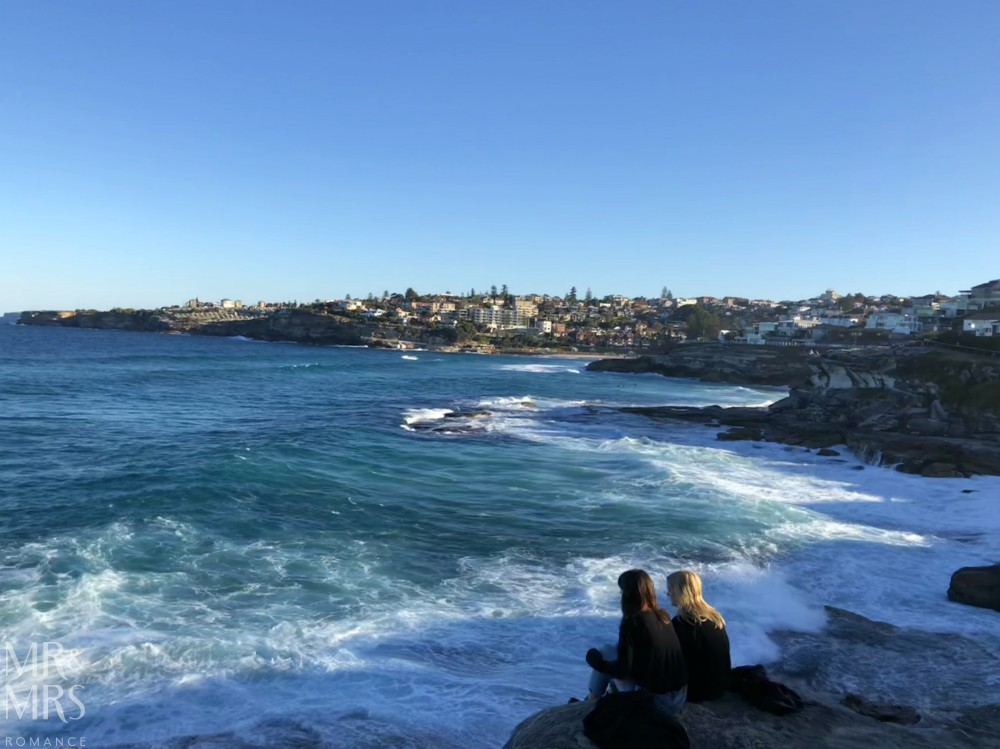 How to come home after a long journey - Mr & Mrs Romance - Sydney coastal walk