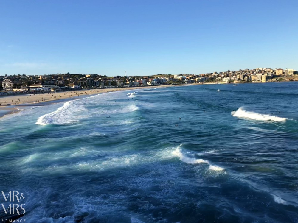 How to come home after a long journey - Mr & Mrs Romance - Bondi Beach