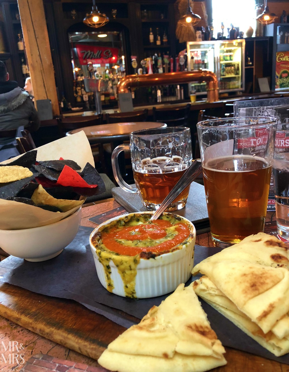 Where to eat in Toronto - Mill Street Brewery - Mr & Mrs Romance