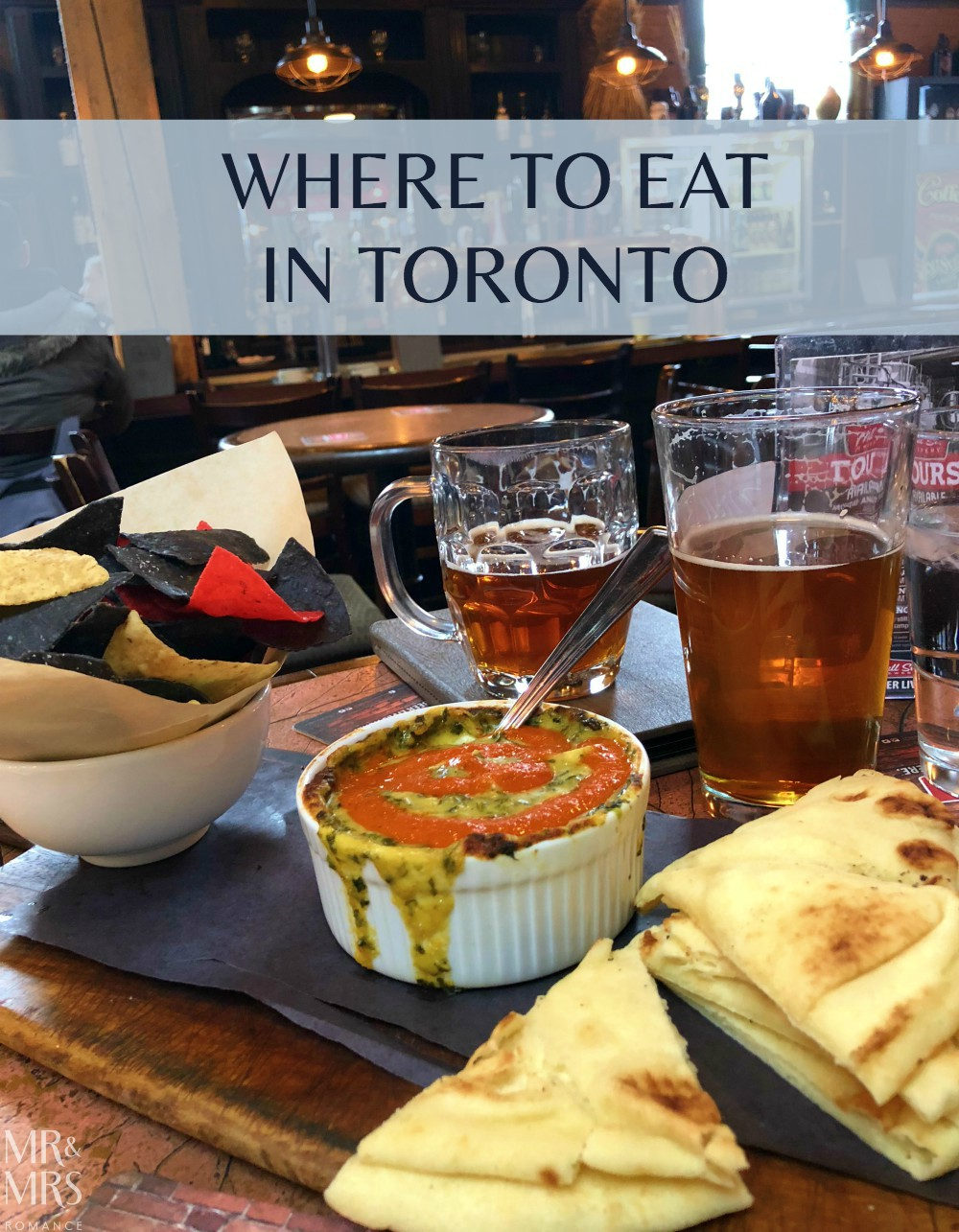 Where to eat in Toronto - Mr & Mrs Romance