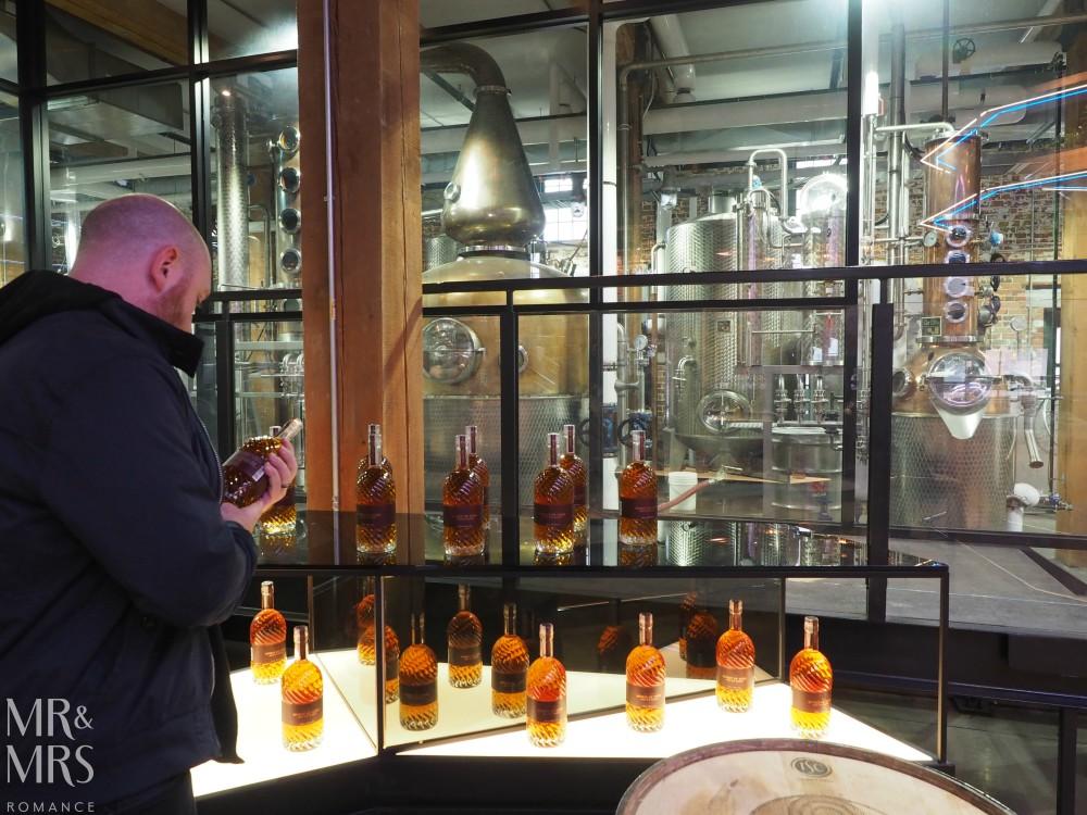 Where to eat in Toronto - Spirit of York Distillery