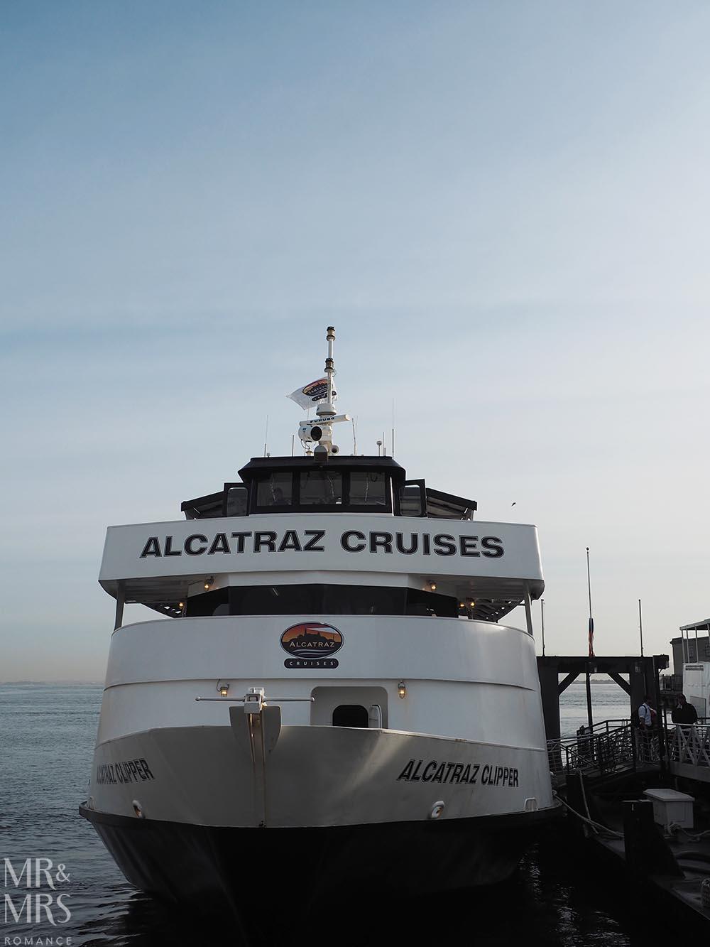 How to get to Alcatraz Island