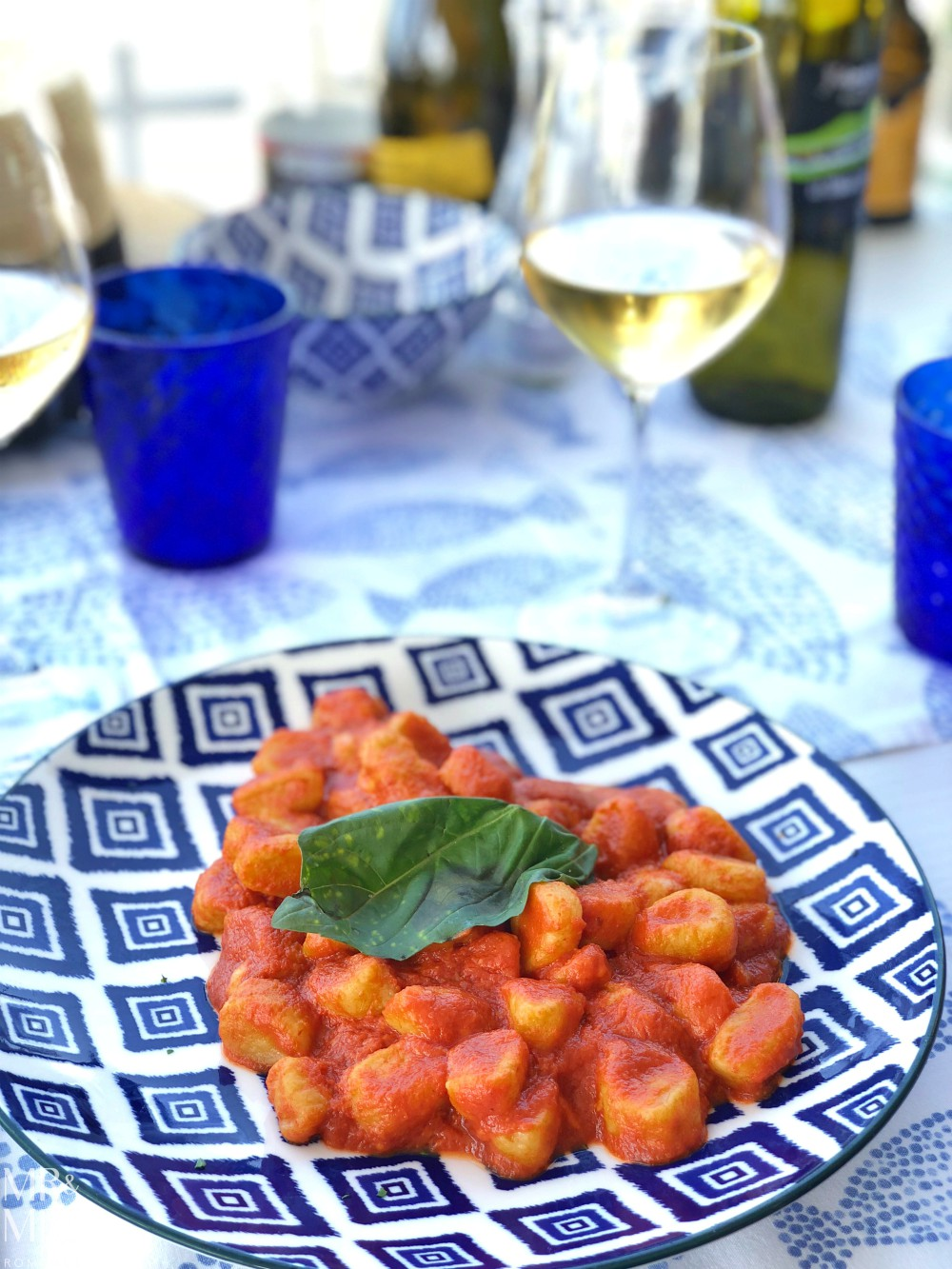 Food to eat in Naples - gnocchi al sorrentina