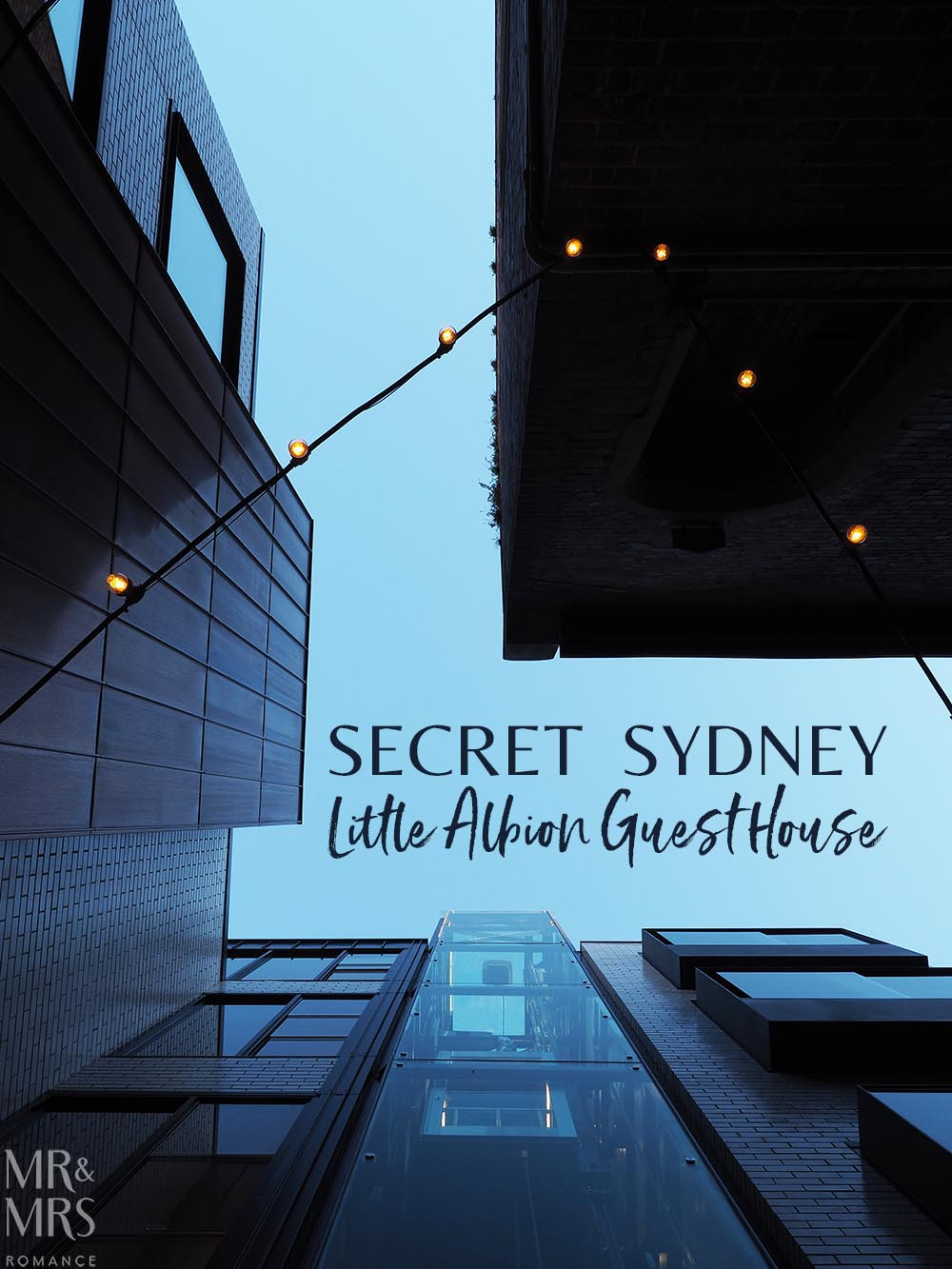 Little Albion Guest House Review - Surry Hills boutique hotel