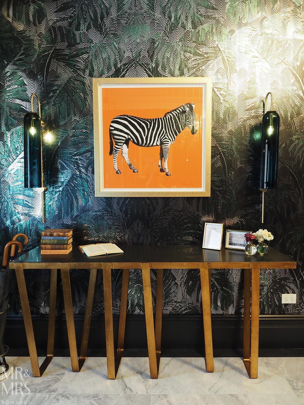 Little Albion Guest House Review - Surry Hills boutique hotel interior