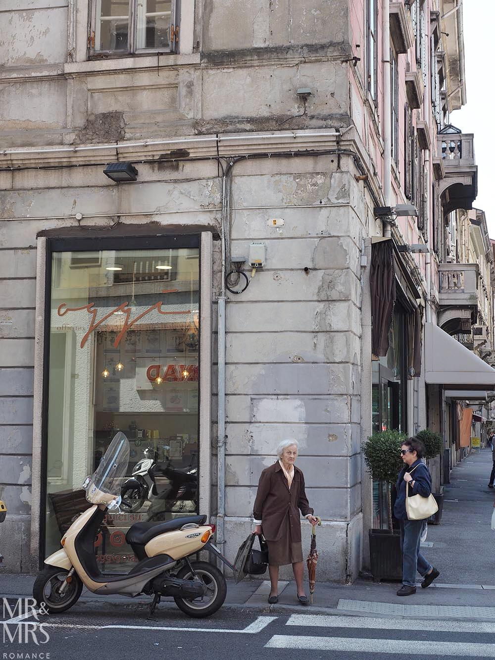 Trieste guide - Triestinas