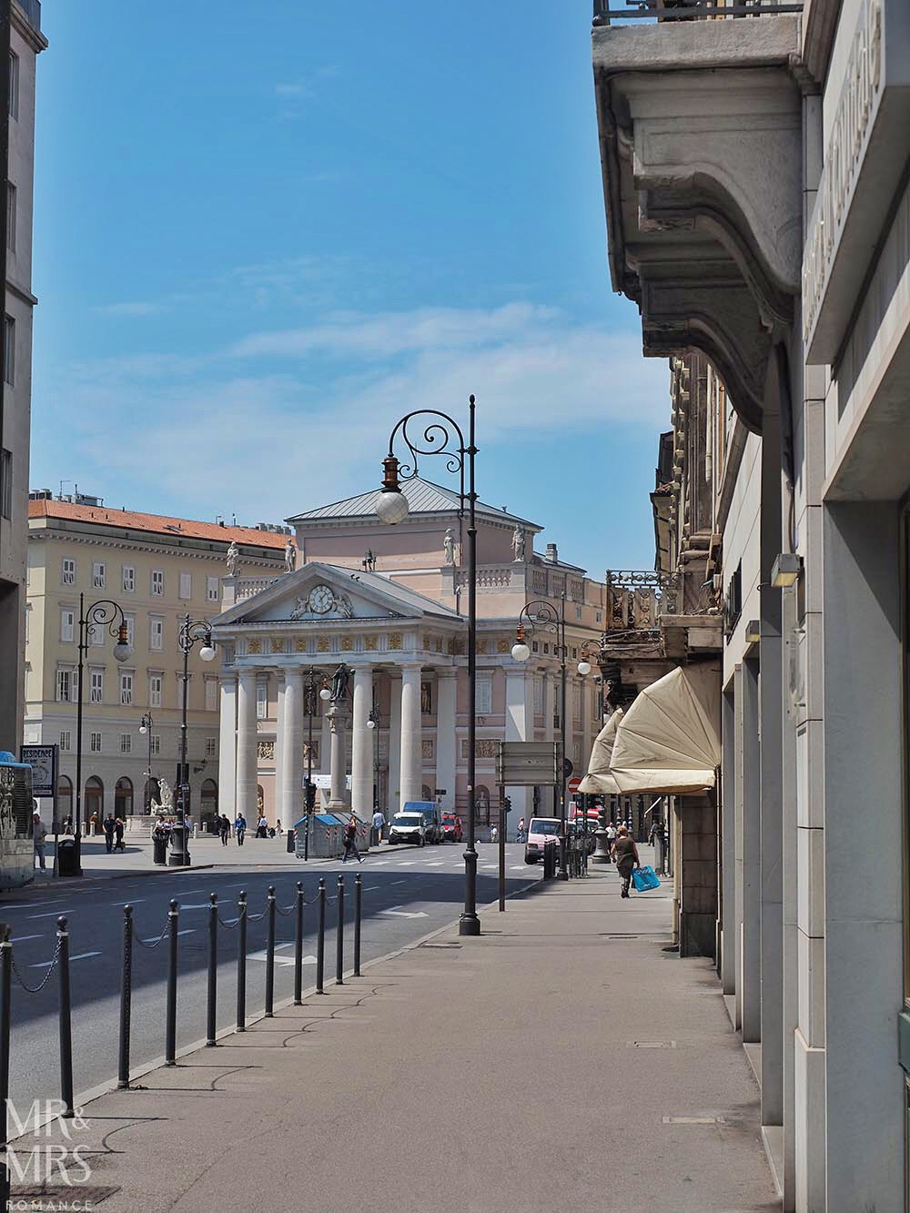 Trieste guide - Grand Canal