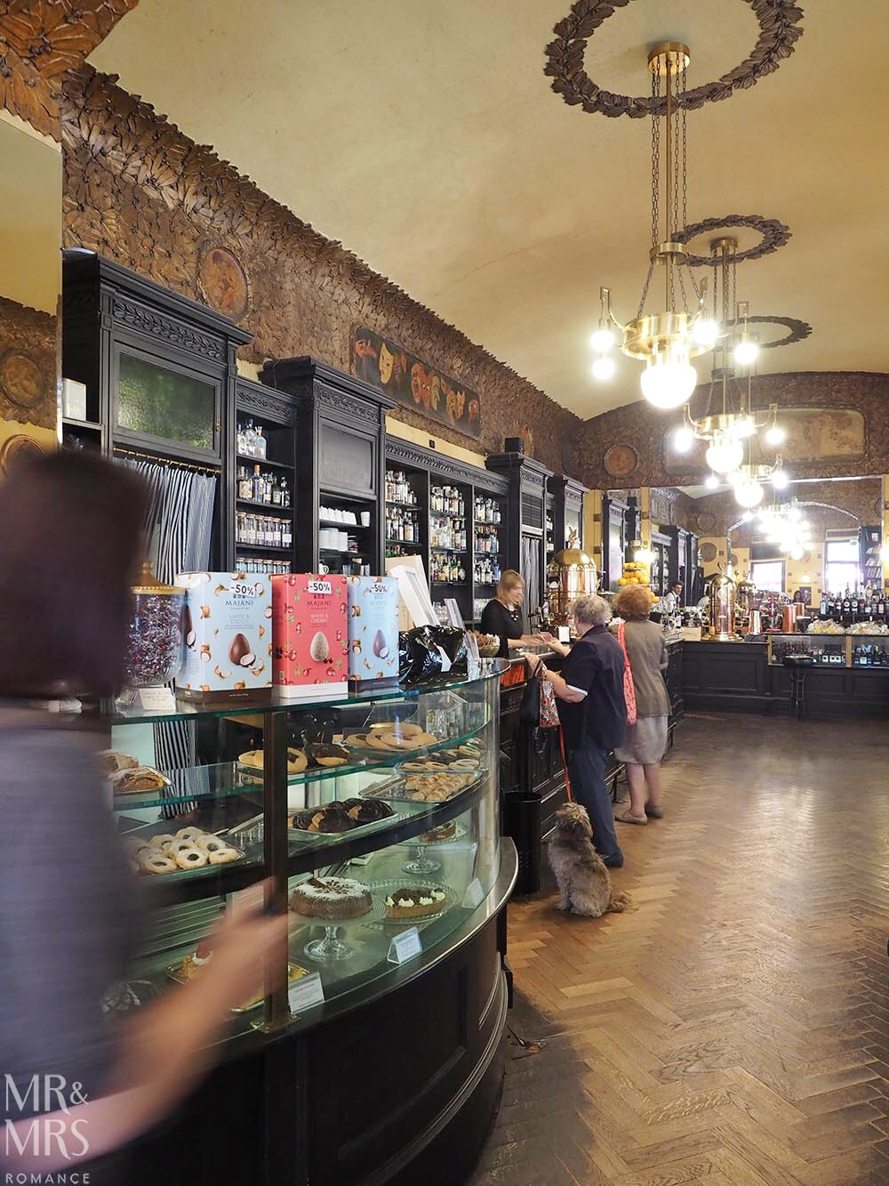 Trieste guide - Caffe San Marco