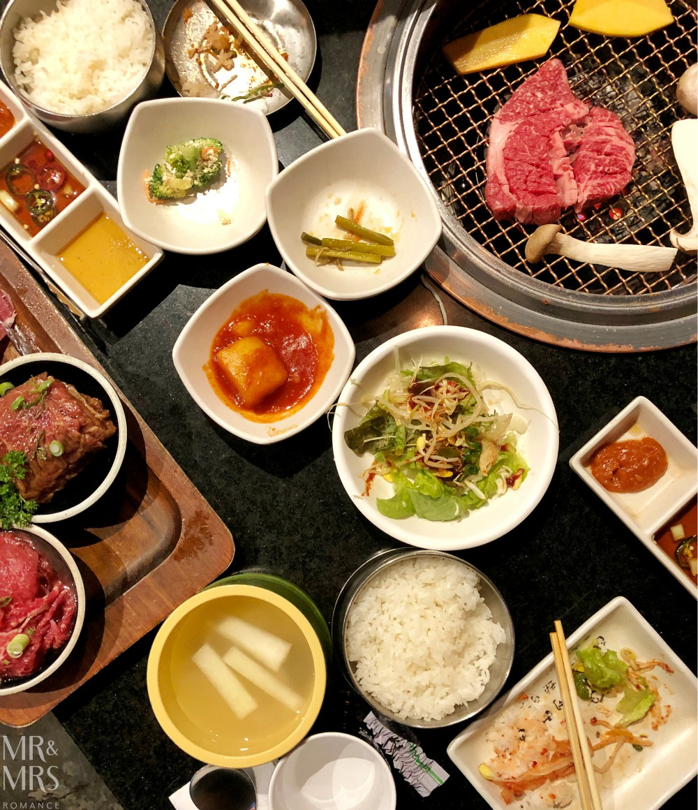 O Bal Tan & Myung Jung Korean Barbecue