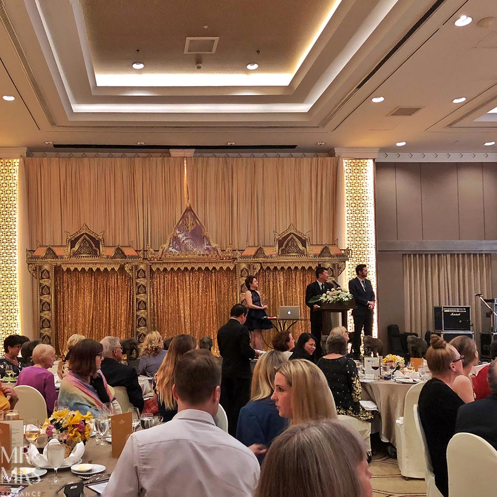 Bangkok and Chiang Mai, Thailand - Weekly Edition - ASTW Awards night