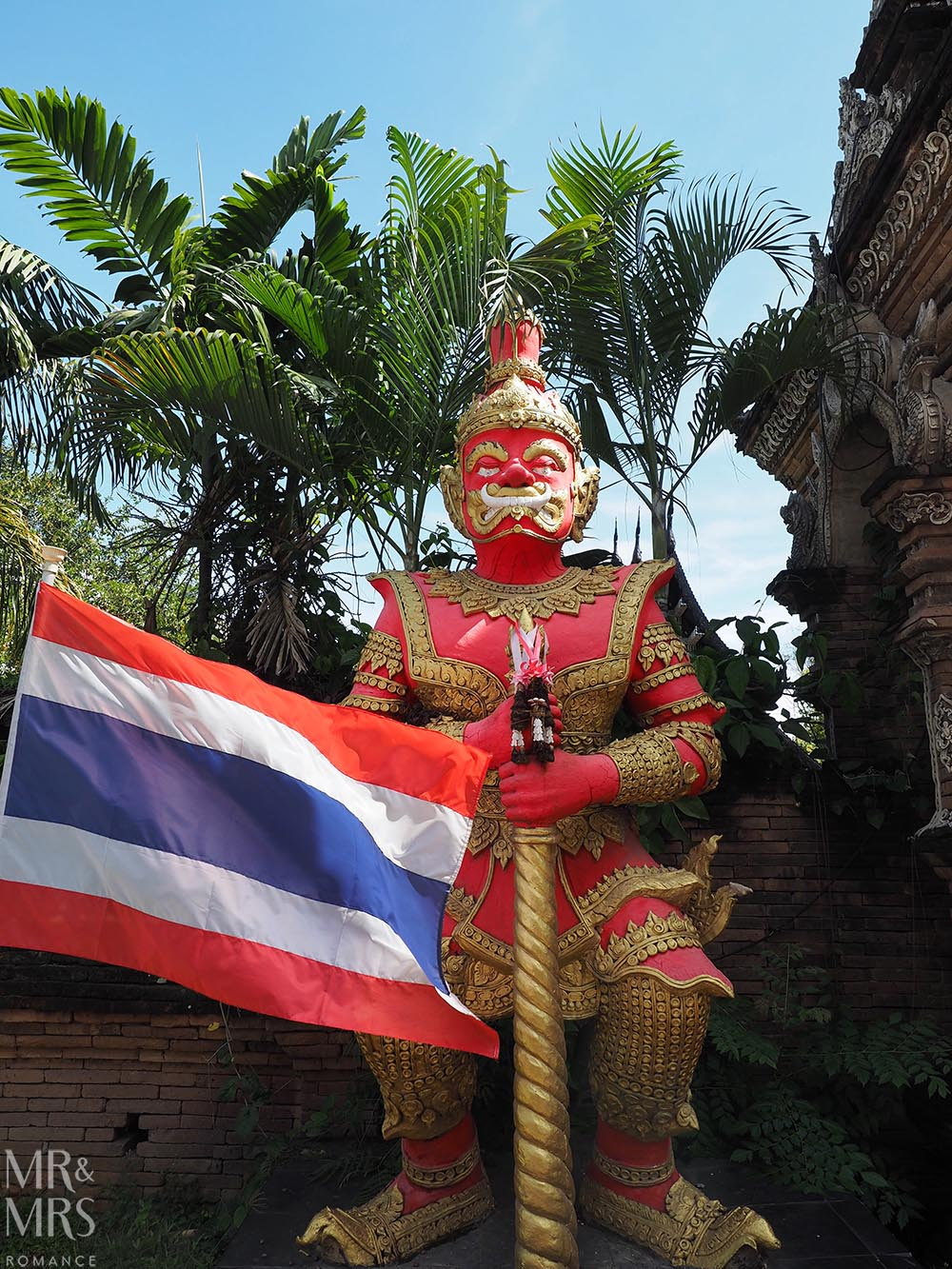 Bangkok and Chiang Mai, Thailand - Weekly Edition - giant
