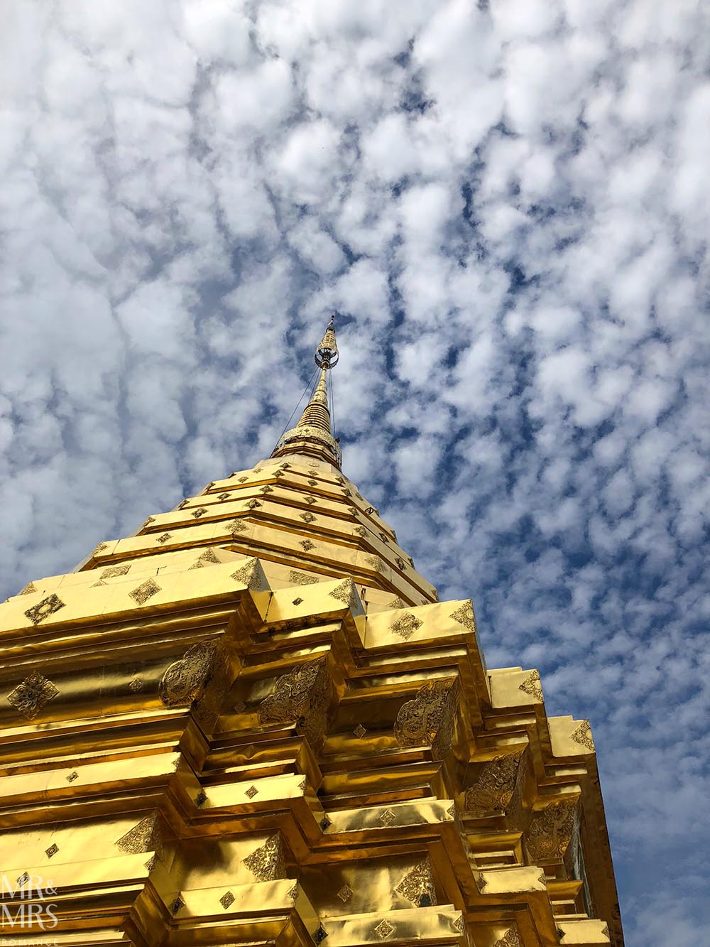 Bangkok and Chiang Mai, Thailand - Weekly Edition - Doi Suthep