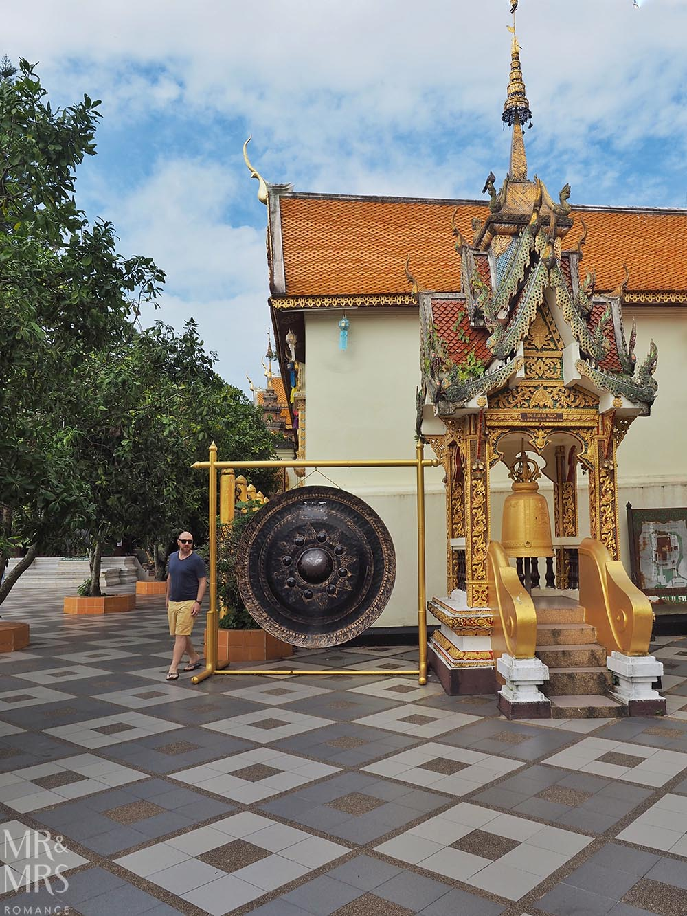 Bangkok and Chiang Mai, Thailand - Weekly Edition - Royal Palace Temple