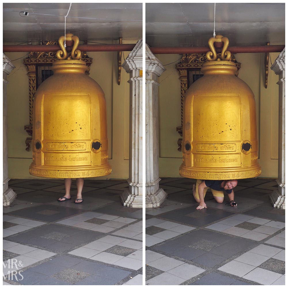 Bangkok and Chiang Mai, Thailand - Weekly Edition - big bell Royal Palace