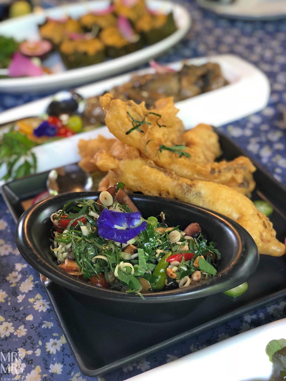 Bangkok and Chiang Mai, Thailand - Weekly Edition - Meena organic restaurant