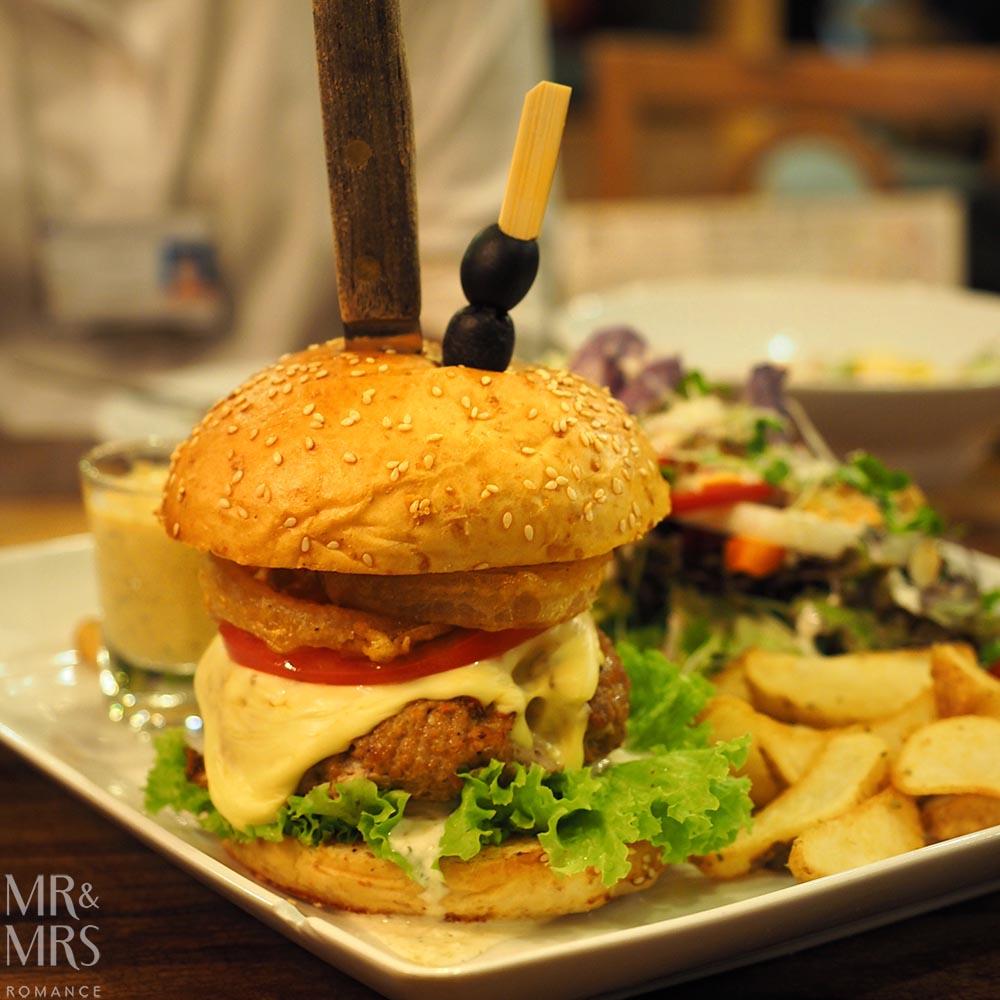 Bangkok and Chiang Mai, Thailand - Weekly Edition - Be Organic lunch