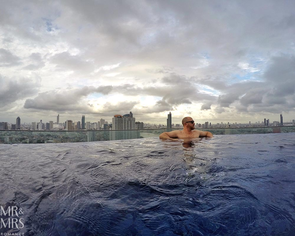 Weekly Edition -Thailand Avani rooftop pool