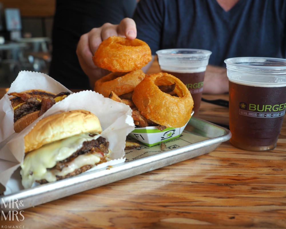 Where to burger in Miami Beach - BurgerFi