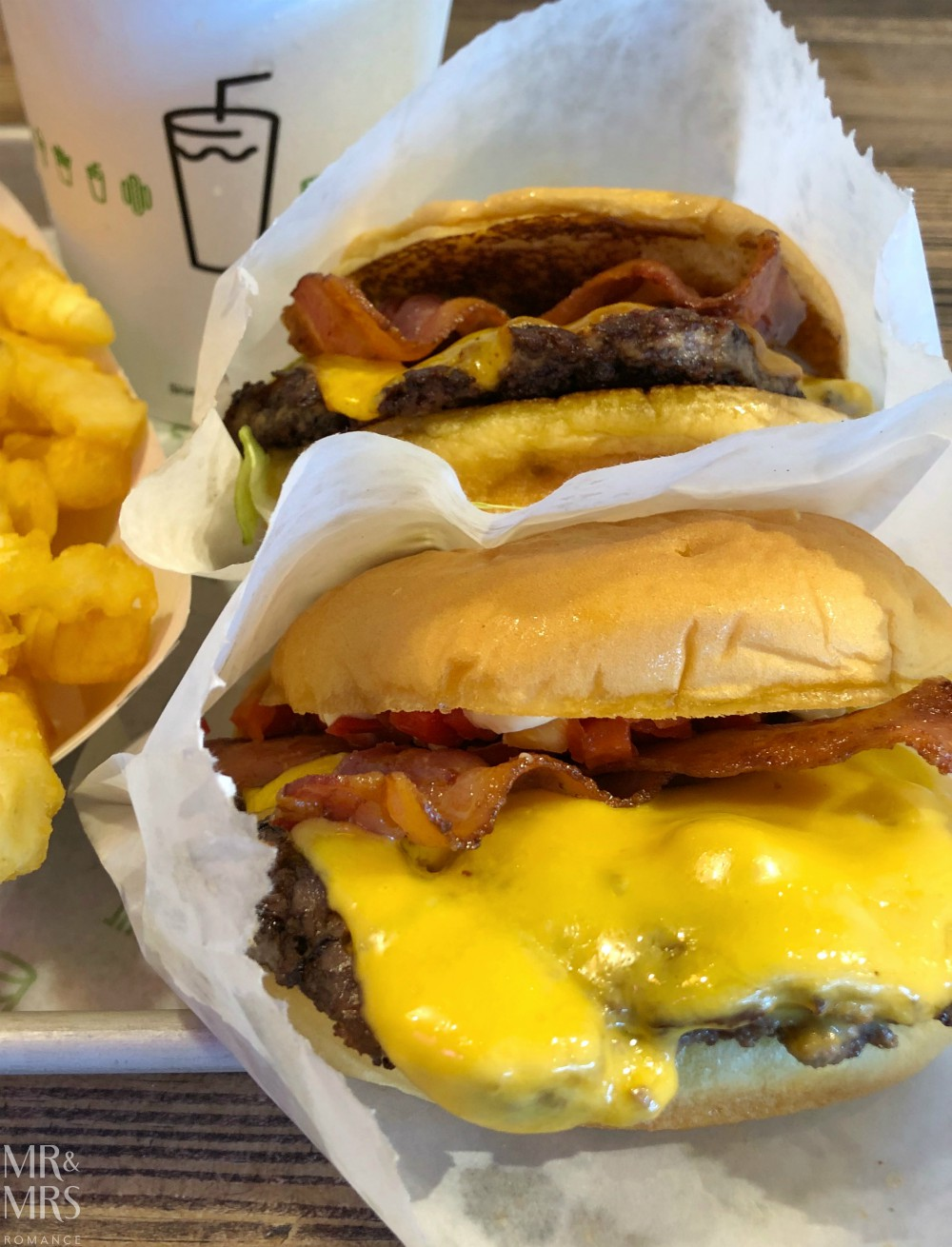 Where to burger in Miami Beach - Shake Shack 1