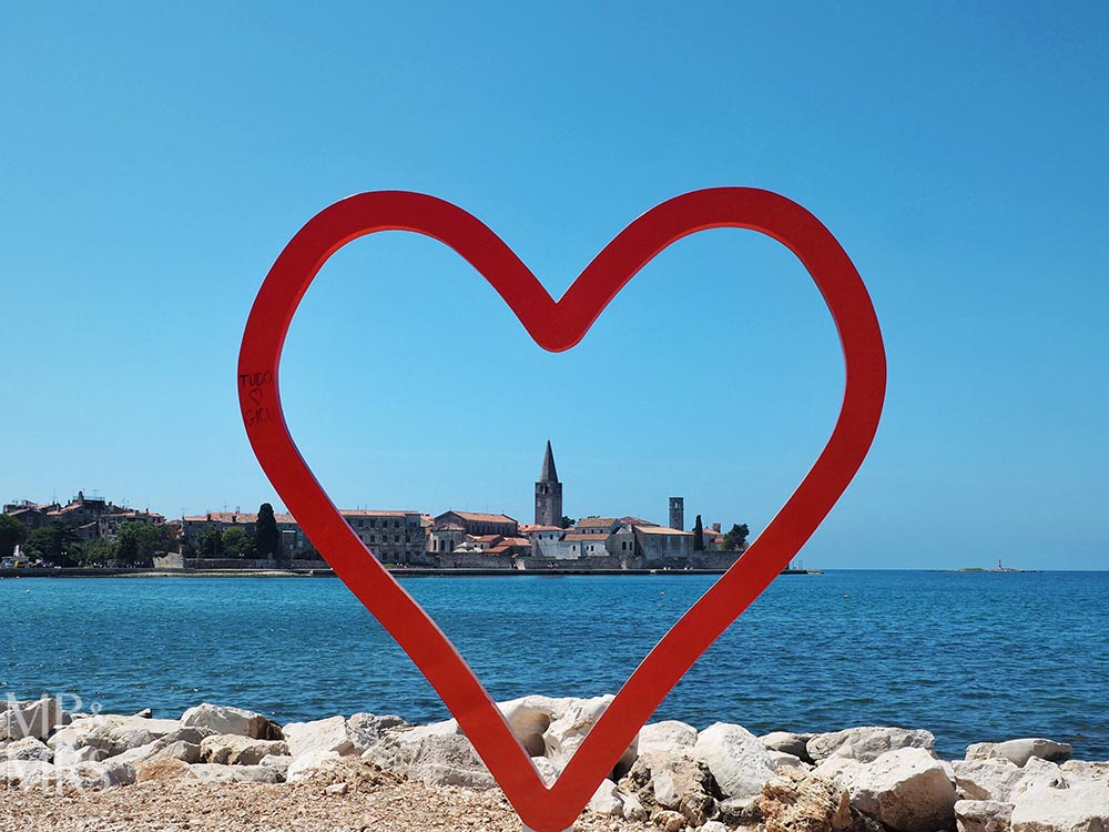 We heart Istria, Croatia