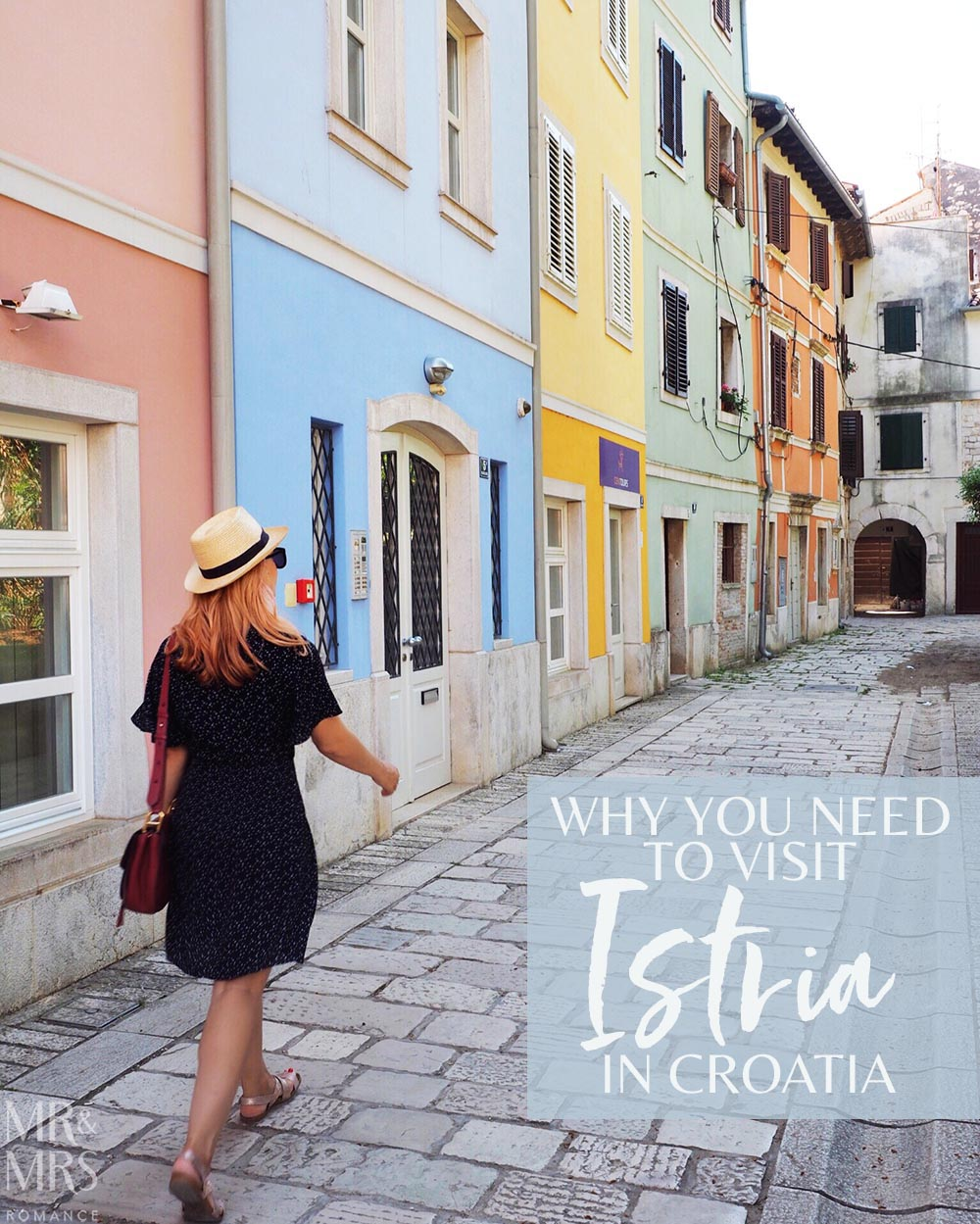 Visit Istria, Croatia as soon as you can!