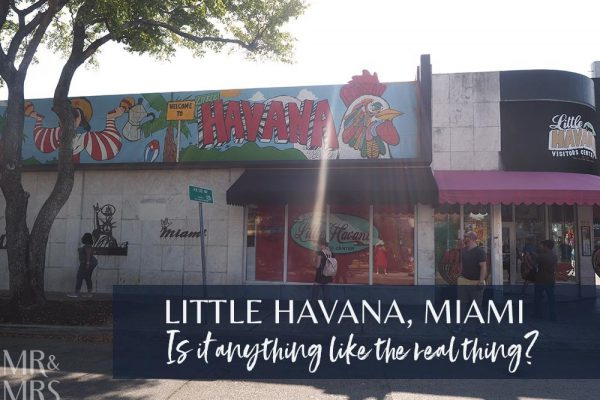 What's Little Havana, Miami like?