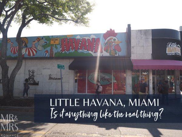 What's Little Havana, Miami like?