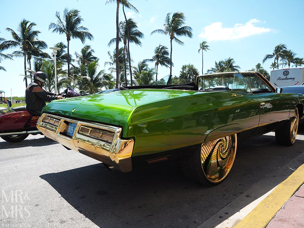 What's Little Havana, Miami like? Cool cars
