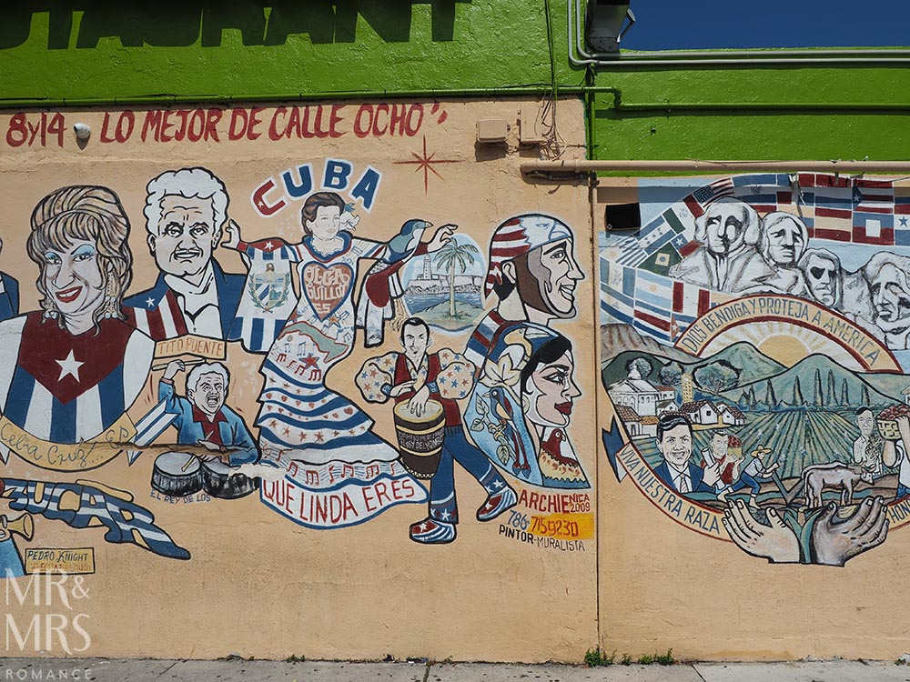 What's Little Havana, Miami like? Cuban street art