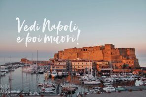 Why you shouldn't be afraid to visit Naples