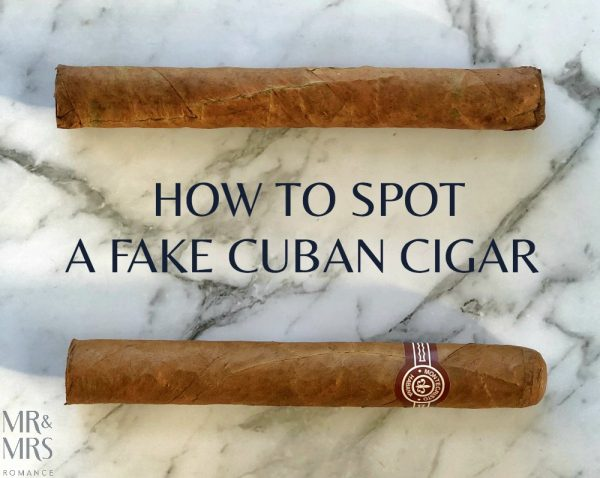 How to spot a fake Cuban cigar -